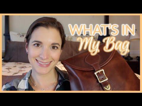 What's In My Bag | J.W. Hulme Legacy Backpack