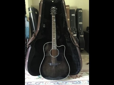 Urban Acoustic Electric Guitar Review