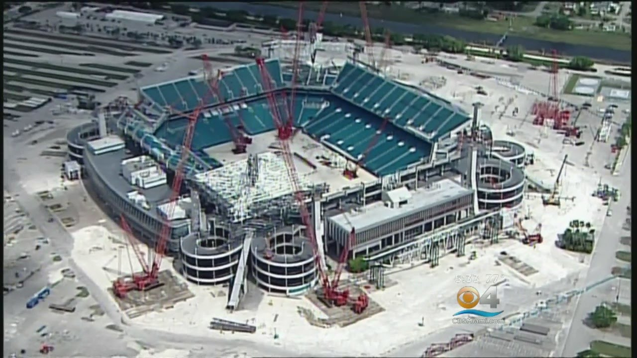Renovations To Stadium Key Factor In Bringing Super Bowl