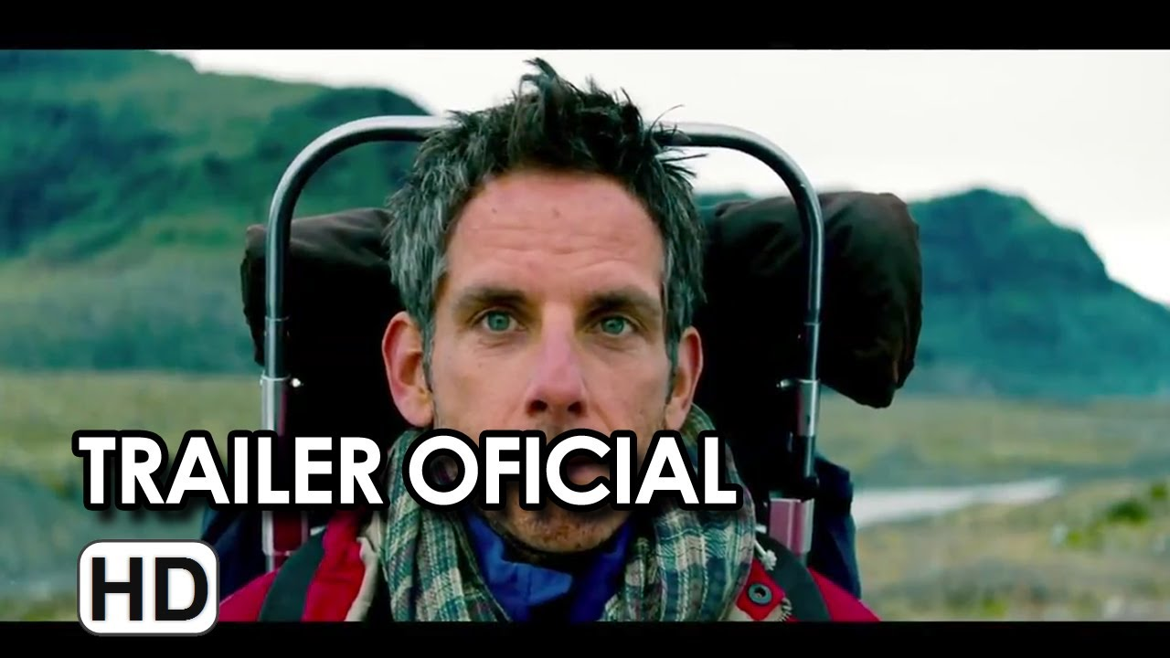 A Vida Secreta De Walter Mitty Trailer Legendado 2013 Youtube