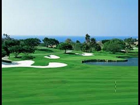 Como Hacer Mentenimiento a un Campo de Golf - TvAgro por Juan Gonzalo Angel