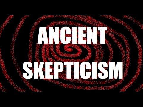 augustine and skepticism Augustine and academic skepticism is the first comprehensive treatment of augustine's critique of academic skepticism in clear and accessible prose, blake d dutton presents that critique as a serious work of philosophy and engages with it precisely as such.