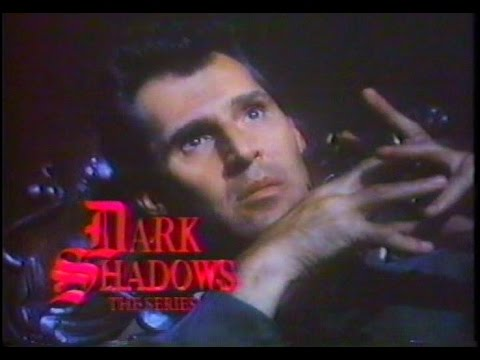 Dark Shadows (1991) -  NBC ephemera