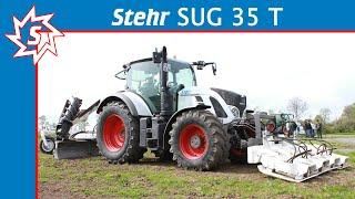 Система ухода за дорогами Stehr SUG 35 T для лесных и гравийных дорог