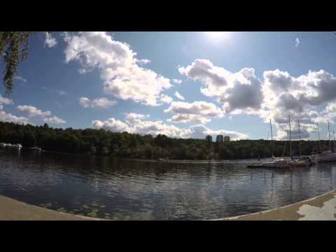 Summer in Stockholm - Time Lapse