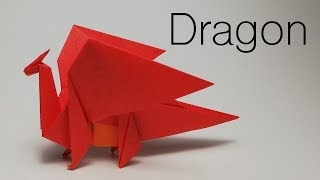 How to make a Dragon (normal version) 64 [Origami Hiroshi]