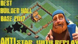 BEST Builder Hall 3 Base design / TH3 Builder Base + troll base / Trophy Base Layout- Clash of Clans