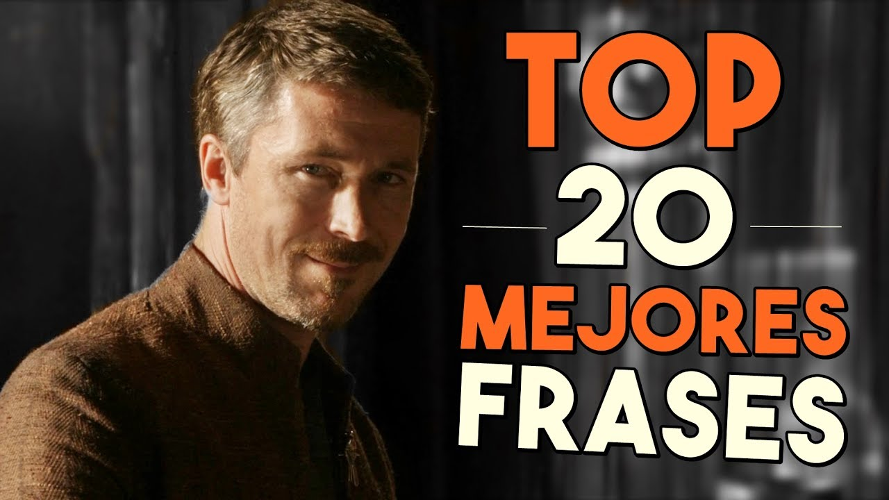 Top 20 Mejores Frases Game Of Thrones Hd