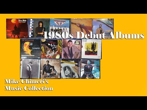 1980s Debut Albums - Mike Chimeri's Music Collection - Jazz
