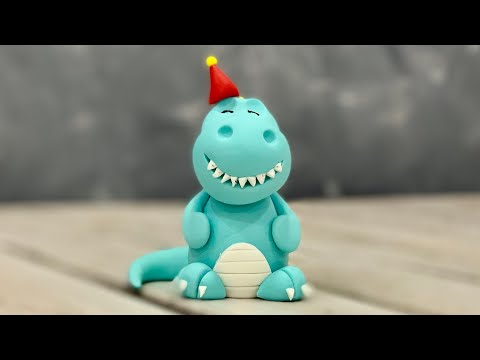 How To Make Dragon Topper