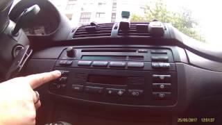 BMW E46 - Як управляти кондиціонера оптимально?