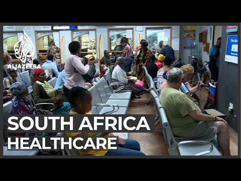 South Africa's healthcare system threatened by coronavirus crisis