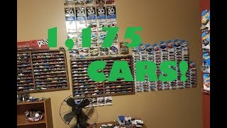 Hot Wheels Collection Update V2!!! 1,175 Cars and growing!!
