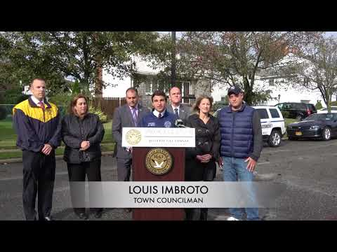 Saladino, Imbroto, and Hand Announce Creation of Town Quality of Life Task Force