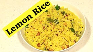 """lemon Rice"" 