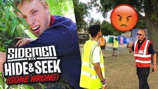 Download SIDEMEN HIDE & SEEK IN WIRELESS FESTIVAL (GONE WRONG) Mp3 and Videos
