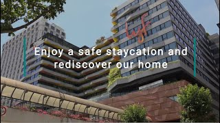 Have a #SafeSingapore staycation at our Hotels