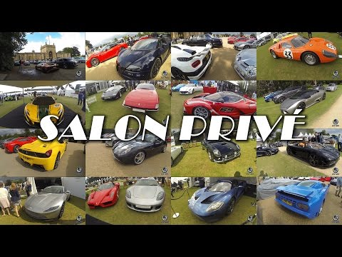Salon Privé - Oxford - 04-09-15