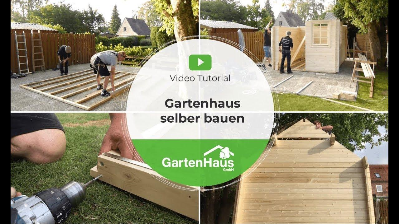 Gartenhaus Werkzeug Was Wird Fur Den Aufbau Benotigt