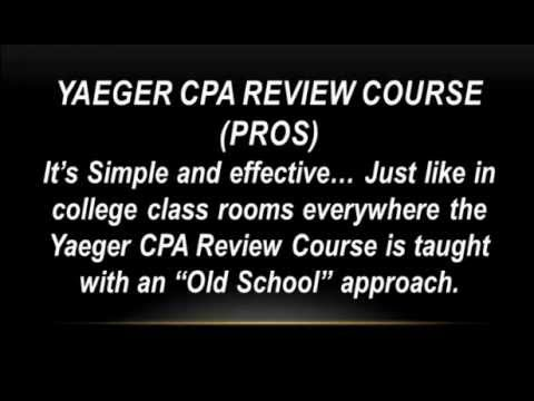 Deciding which CPA review course to use to help you pass the CPA exam is the most important decision you will make to be properly prepared. All the CPA review course companies claim to have the best product, but picking the wrong review course for you could waste hundreds of valuable study hours and thousands of dollars.