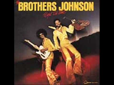 "The Brothers Johnson -""Q"""