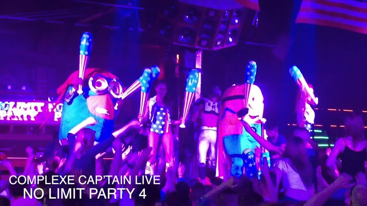 No Limit Party
