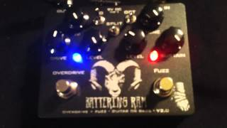 Wounded Paw Battering Ram V2 - BASS Demo