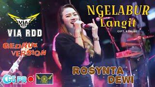 Download Ngelabur langit gedruk senggak wik wik ah ah Rosynta Dewi OM ViA RDD Mp3