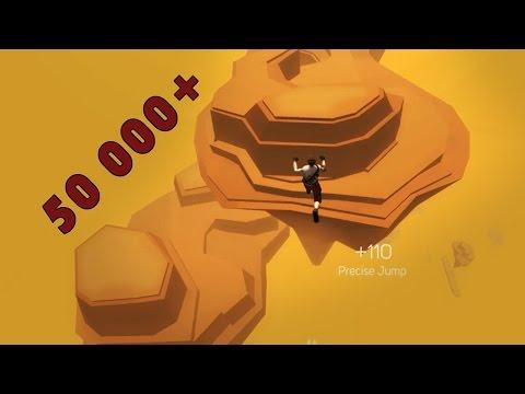 HIGHSCORE OVER 50000 || SKY DANCER