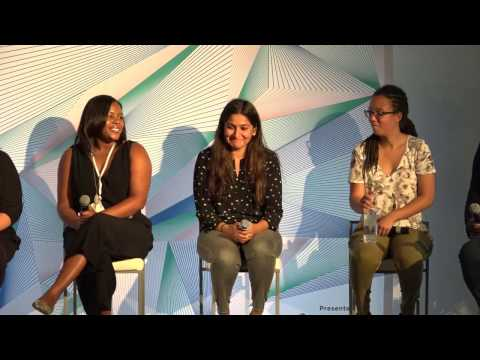 Panel at Beyond the Code 2016