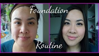 Foundation Routine Using Drugstore Products Thumbnail