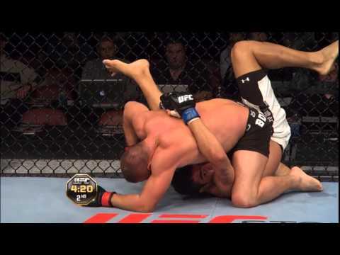 Bongfeldt vs Natal UFC 124