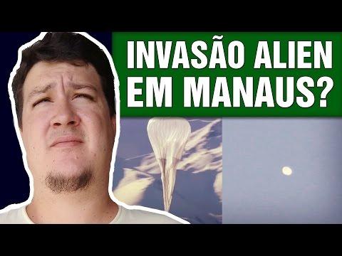 OVNIs Invadiram o Céu de Manaus! Diversas Fotos e Vídeos (Projeto Loon) -  (#442 - Notícias A.)