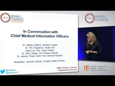 In Conversation with Chief Medical Information Officers