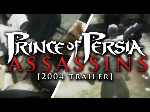 Prince of Persia: Assassins Trailer [2004] | EARLY ASSASSIN