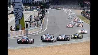 24 Heures du Mans 2017 - Full Race Highlights