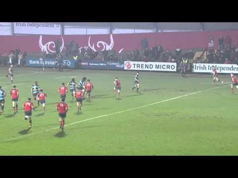 Munster V Cardiff Blues Highlights – GUINNESS PRO12 2014/15