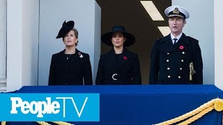 -meghan-markle-didn-stand-queen-kate-camilla-remembrance-ceremony-peopletv