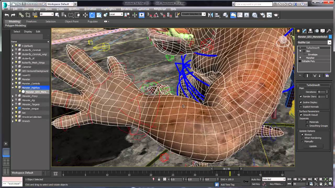 3ds Max and 3ds Max Design 2015 Extension 2 - Dual Quaternion ...