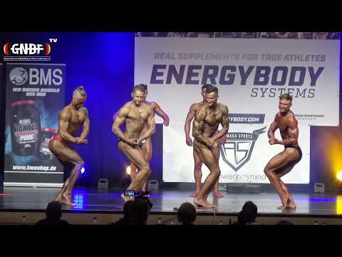 JUNIORS I (3rd GNBF IGC 2017) / NATURAL BODYBUILDING