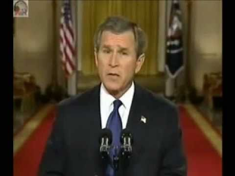 George W. Bush - Ultimatum to Saddam Hussein