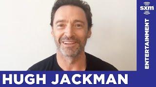 Hugh Jackman Gives 'Music Man' Update