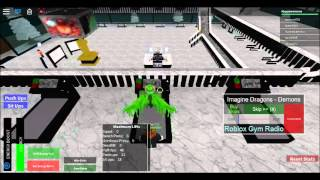 The Roblox Gym - mew903 - Playthrough - Part 3/End