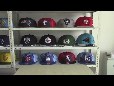 0bca21d51 NFL Hats 2016 New Arrivals, Best NFL Snapback Hats for Sale, Cheap NFL  Snapbacks Wholesale Online - YouTube