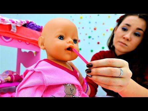 Видео для девочек: доктор для Беби Эмили
