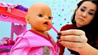 Видео про #куклы, #пупсы и пупсики Беби Бон. Игры доктор для #Беби Эмили. Игрушки для девочек(Давай играть в игры для девочек и вместе смотреть видео про #куклы, #пупсы и #пупсики Беби Бон. Сегодня Валя..., 2016-12-24T14:00:08.000Z)