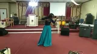 It all belongs to You by Damita Haddon Praise Danc
