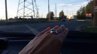 Кольцо на ул.Древлянка.☝️проезд перекрёстка с круговым движением.