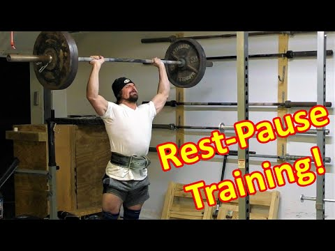 How To Gain Muscle FAST (REST-PAUSE TRAINING!)