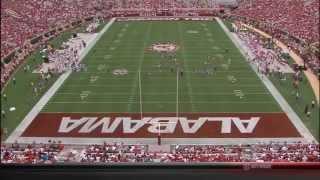 2011 Kent State vs. #2 Alabama (HD)